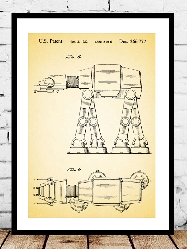 Read more about the article Beautiful Vintage Patent Art Prints by Jason Stanley