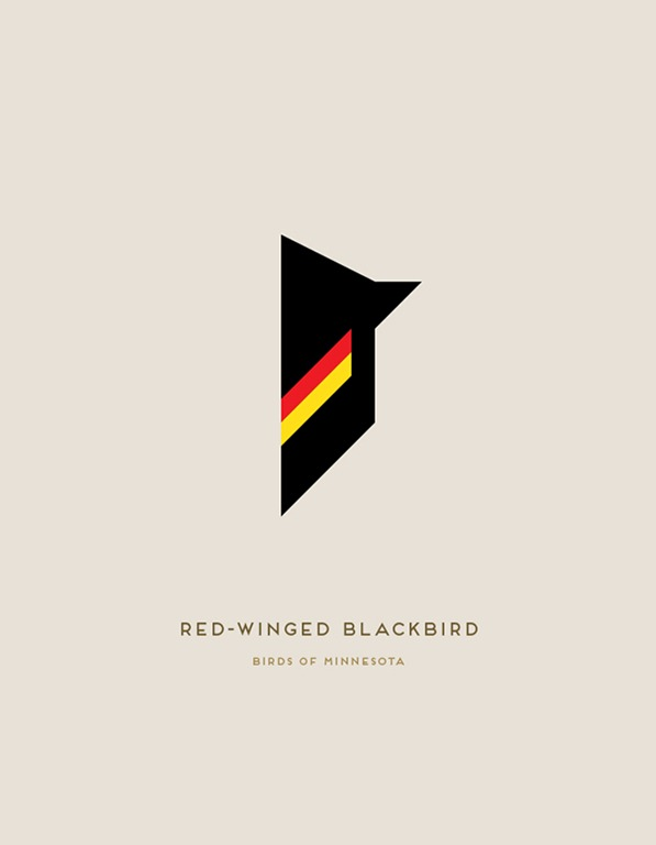 Read more about the article Hyper-minimalist Illustrations of Birds Found in Minnesota