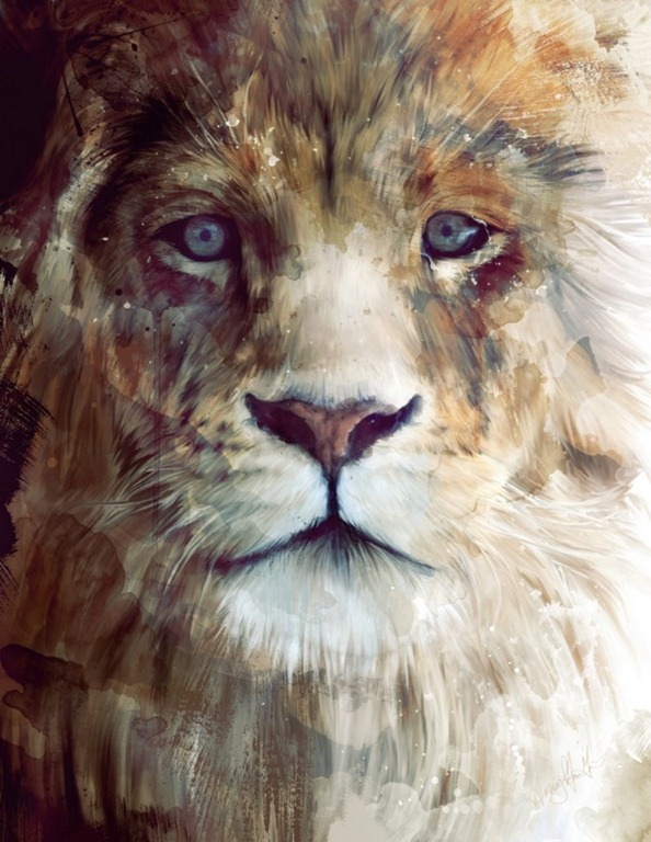 Read more about the article Stunning Animal Portraits by Artist Amy Hamilton