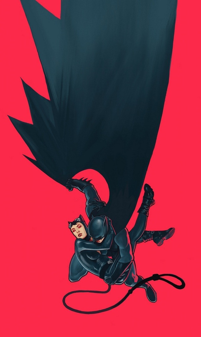Read more about the article Awesome Batman and Catwoman Illustration by Malaysian Artist Qissus