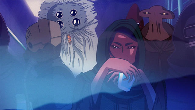 Read more about the article 'Episode II : Blue Milk' – Short Animated Film Based on Star Wars