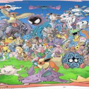 151 Original Pokemon - Sketch Studios_cr
