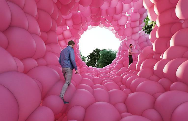 Read more about the article Mind-boggling Art Installations Designed by Cyril Lancelin