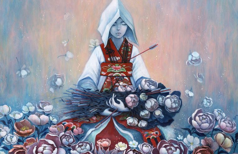 """Read more about the article """"Mago"""" is a Solo Exhibition of Ethereal Paintings by Portland-Based Artist Stella Im Hultberg"""