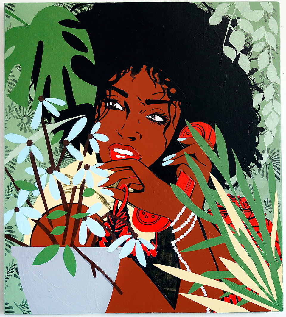 Read more about the article Contemporary Pop With a Flair | Artist Kestin Cornwall